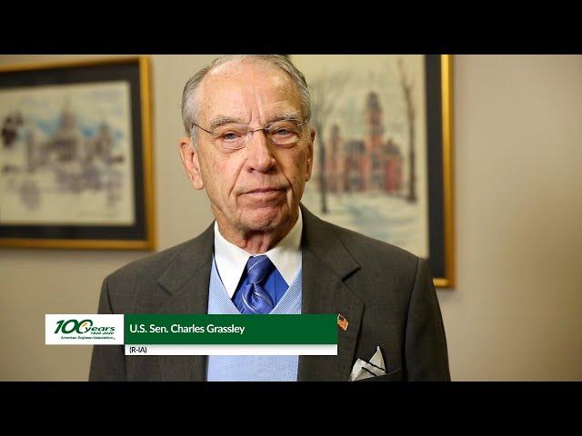 U.S. Sen. Charles Grassley