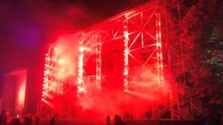 Круг света 2015, ВДНХ, лазерное шоу.