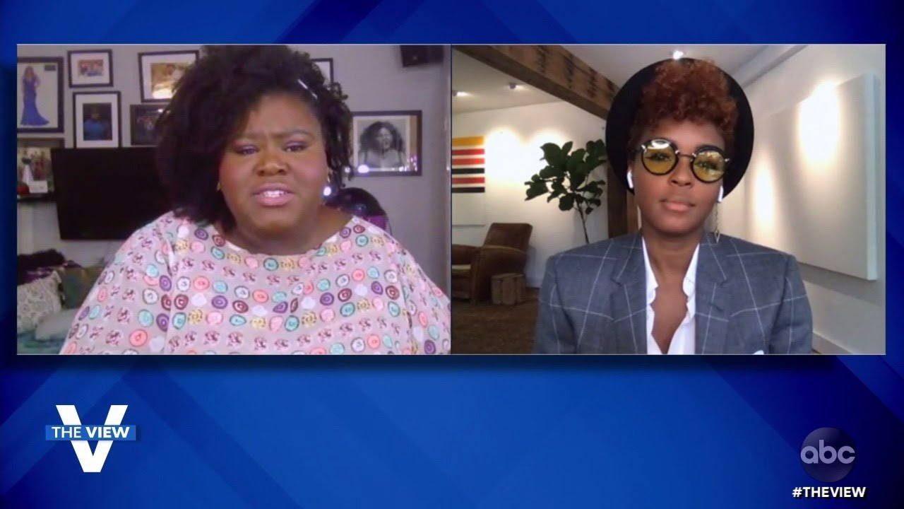 """Janelle Monáe, Gabourey Sidibe Discuss the Story Behind Their New Thriller """"Antebellum"""" 
