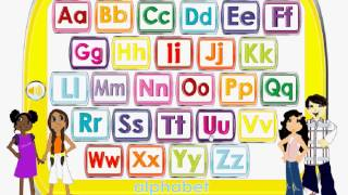 The English Alphabet with sounds(英文字母表及自然發音)