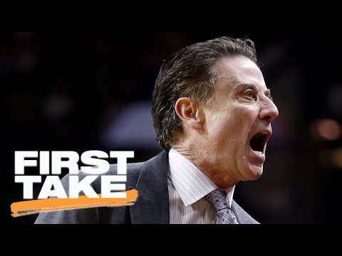 Stephen A. Smith says Rick Pitino's career should be over | First Take | ESPN