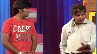 Extra Jabardasth -  Sudigaali Sudheer Performance   28th August 2015   ఎక్స్ ట్రా జబర్దస్త్