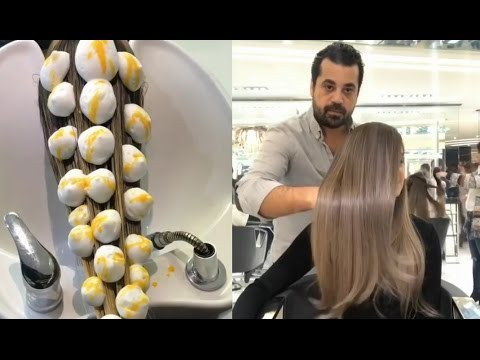 Самые модные варианты окрашивания волос от @Mouniiiir 😍✨
