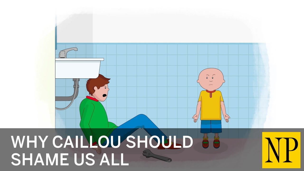 Tristin Hopper: Caillou is an aggressively bad show ruining