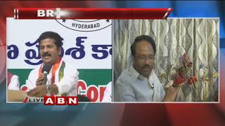 Revanth Reddy Demands Educational Certificates Of Minister Laxma Reddy | ABN Telugu