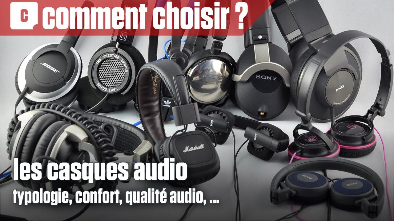 comment choisir son casque audio sans fil