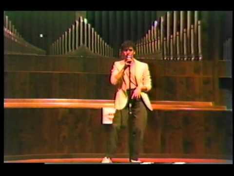 Steve Taylor Lip Sync Contest - May 22 & 24, 1985