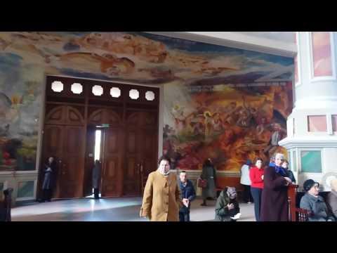 Путін у церкві