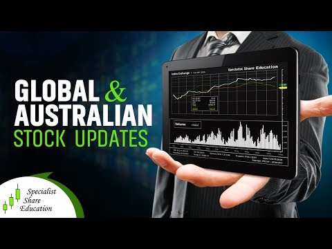 Global and Australian Stock Market Update   14/1/18