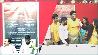 Space Kidz India Team Honored in Special Event
