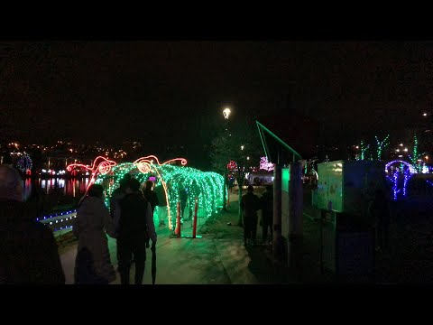 LIVE STREAM: Lights At Lafarge 2019 - City Of Coquitlam