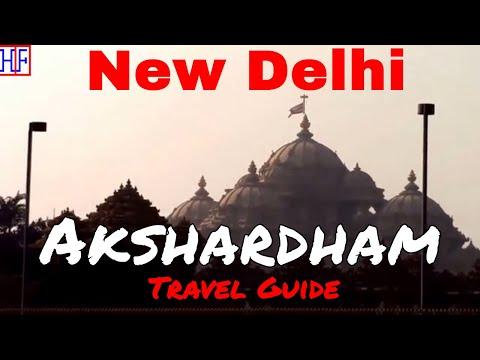 New Delhi | Akshardham | Travel Guide | Episode# 9