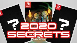 Nintendo Switch Secret 2020 Games