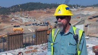 Oroville Spillways Construction Crew Spotlight—John