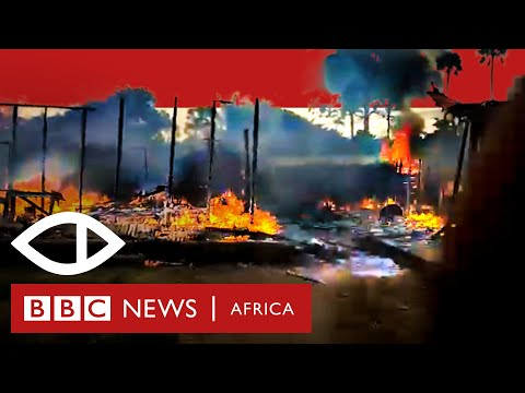 Cameroon Burning: The unseen war - Full documentary - BBC Af