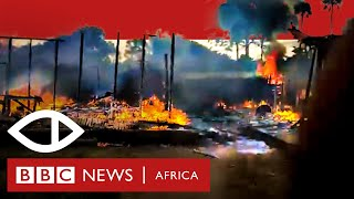 Cameroon Burning: The unseen war - Full documentary - BBC Africa Eye