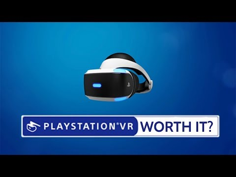Is PlayStation VR Worth It? | PSVR frank