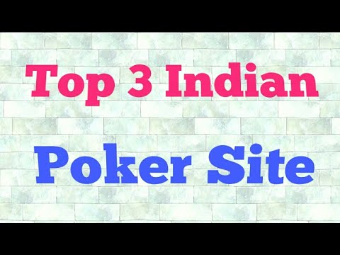Top 3 indian poker site