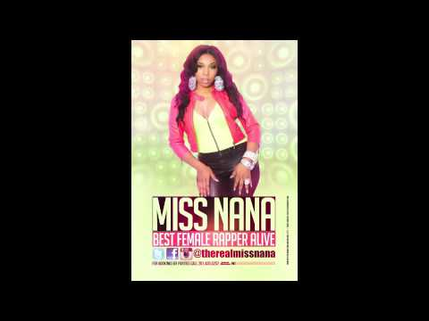 Miss Nana 90 39 S Baby Freestyle 39 Therealmissnana Ni