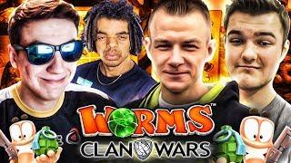 TOTALNY ROZPIEROSIOŁ!!! :D   Worms z PT