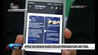 Gambar cover KPPAD Sayangkan Kasus Dugaan Penganiayaan Siswi SMP Pontianak Audrey Jadi Viral