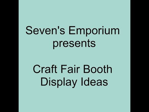 Booth Display Video