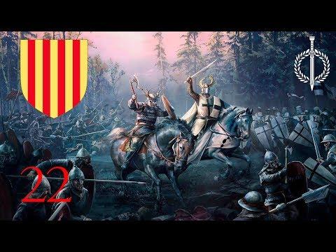 CRUSADER KINGS 2 DUQUES DE BARCELONA #22: Si era el Séquito