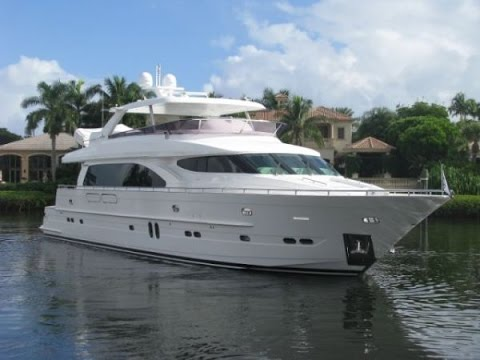 DIAMOND LADY 94 Horizon Yacht For Sale By RJC Sales Charter