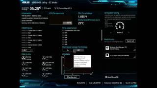 ASUS X99-DELUXE II BIOS