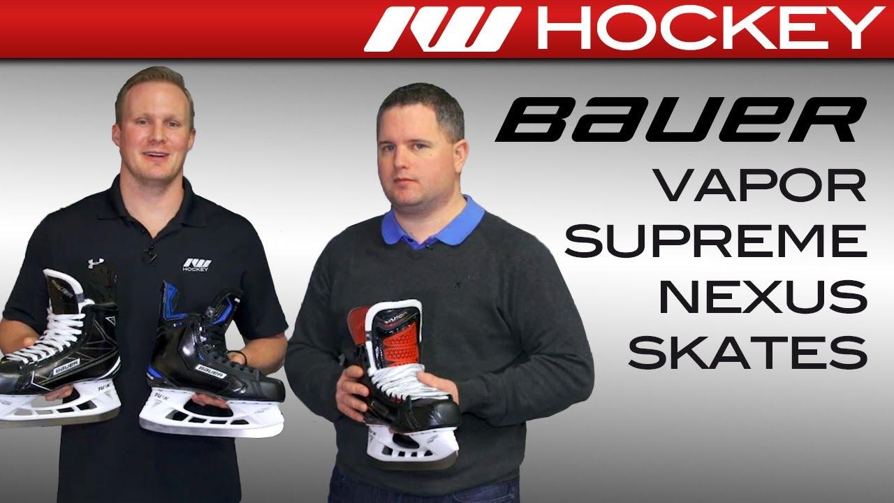 2021 Bauer Vapor Supreme Nexus Skate