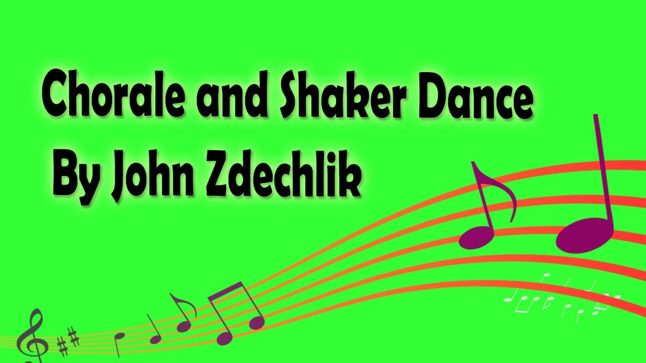 Shaker dance simple gifts for christmas