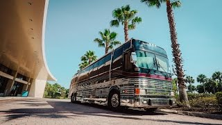 INCREDIBLE LUXURY COACH TOUR!