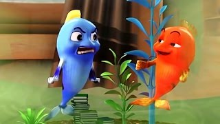 Fish for Kids Cartoon | Kids Cartoon 2016 thumbnail