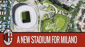 A New Stadium for Milano: the highlights