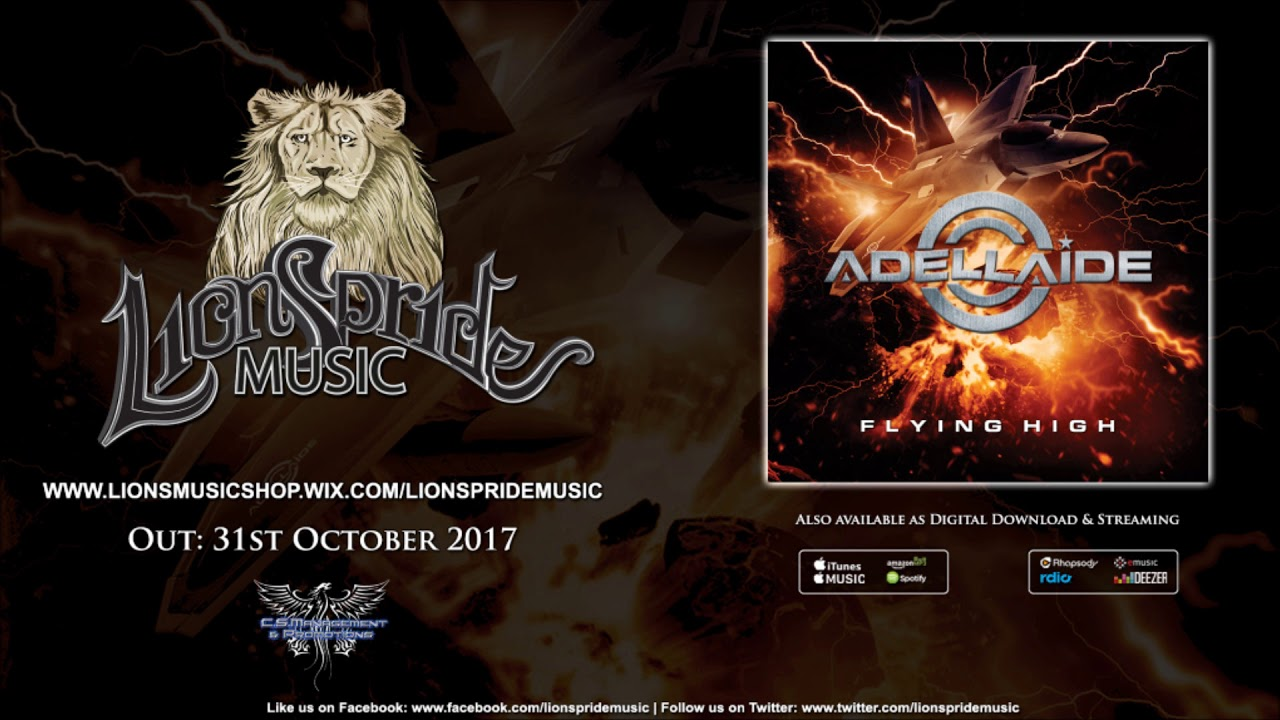 "Brazilian AOR band ""Adellaide"" release first single of the"