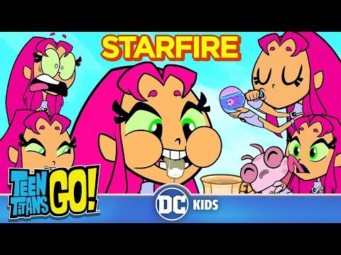 Teen Titans Go!   Whacky Starfire   DC Kids