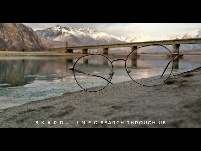 Skardu Gilgit Baltistan Winter Season indus river ll Skardu Natural Beauty  #short