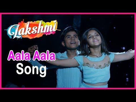 Aala Aala Song | Lakshmi Tamil Movie | Chennai Spring Boots Enters the Final | Ditya | Prabhu Deva