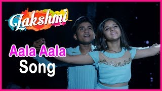 Aala Aala Song | Lakshmi Tamil Movie | Chennai Spring Boots Enters the Final | Ditya | Prabhu Deva