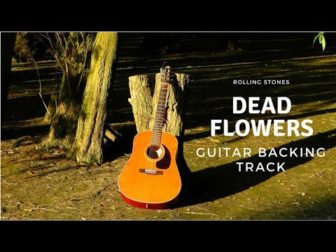 Dead Flowers - Backing Track - Rolling Stones - YouTube