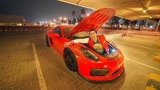 Porsche GT4 for MYSELF