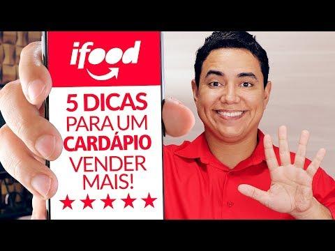 5 DICAS PARA UM CARDÁPIO VENDER MAIS NO IFOOD