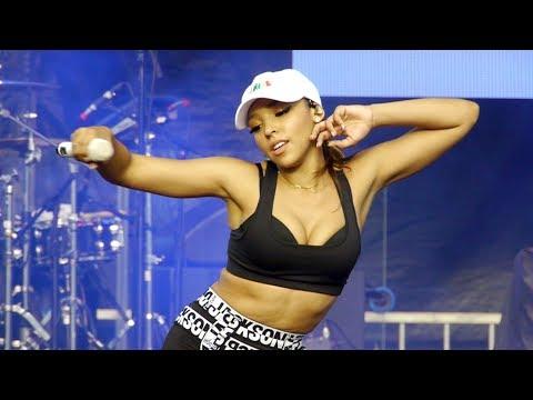 Tinashe live San Diego Pride 2017