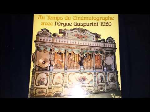 (87 key) Gasparini cinematograph organ 1920