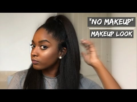 No Makeup Makeup Look Beginner Friendly