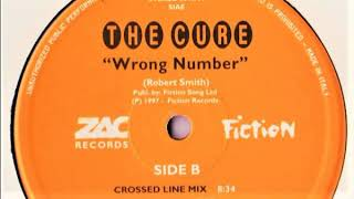 The Cure - Wrong Number (Omid 16B Crossed Line Mix)