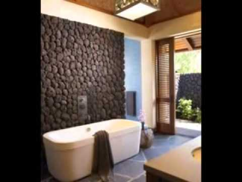 22 Best Stone Bathroom Designs