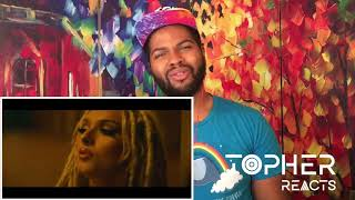 ZAYN & Zhavia Ward - A Whole New World [End Credits](Reaction) | Topher Reacts