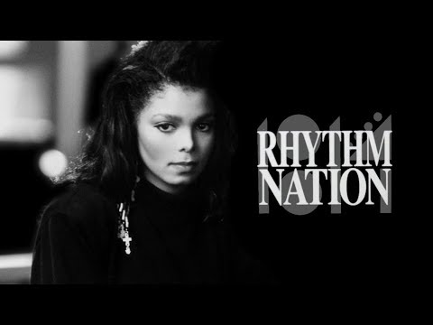 Janet Jackson - Rhythm Nation tour