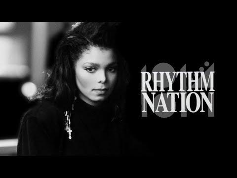 Janet Jackson - Rhythm Nation tour
